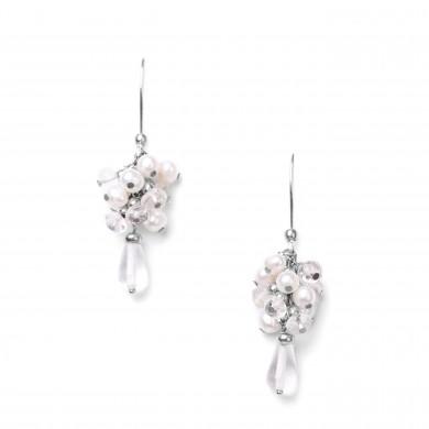 Boucles d'oreilles White Swan  12--76320  29€