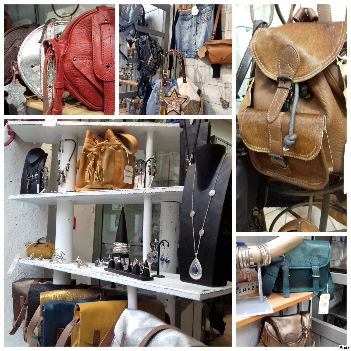 4 Collection sacs Paul Marius