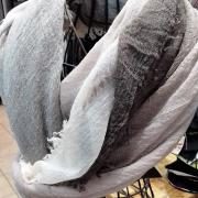 Etole très fine et très douce 100% laine