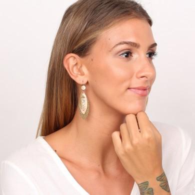 boucles d'oreilles Joyce 12--65087 55€