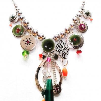 Bijoux statuquo collier multi