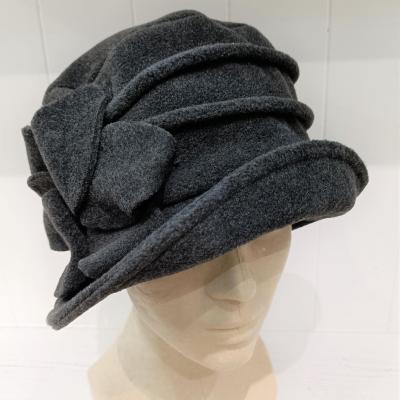 Bonnet noir polaire