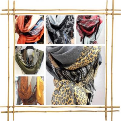 Collection foulard fou de lou