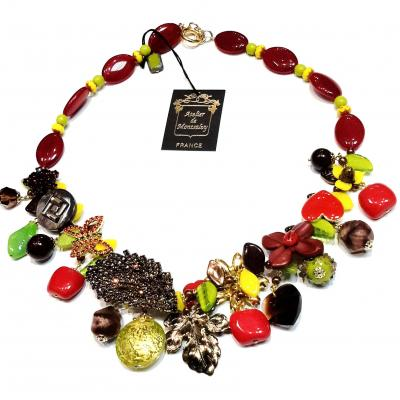 Collier automne a milly n6 249