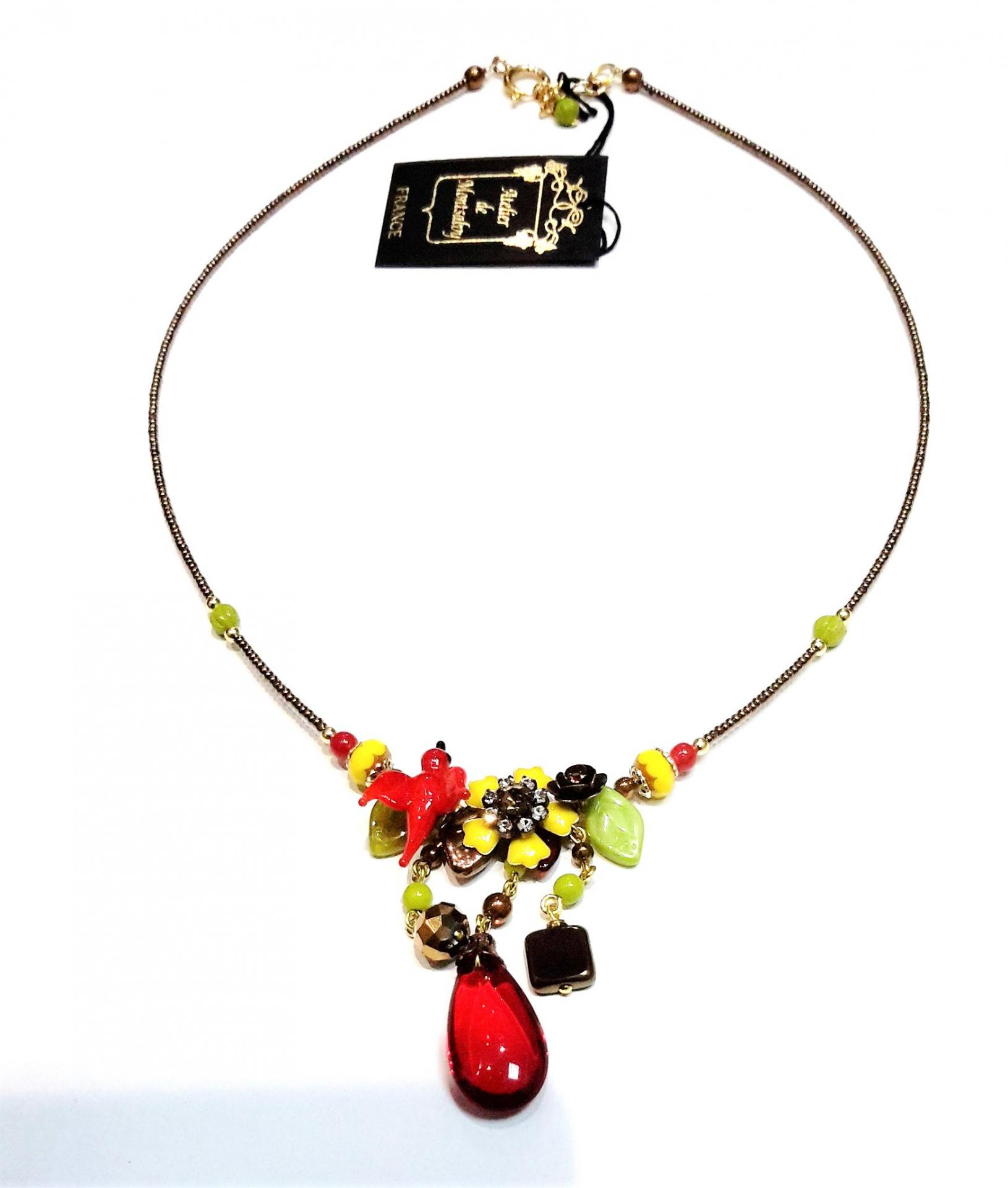 Collier automne a milly n7 92