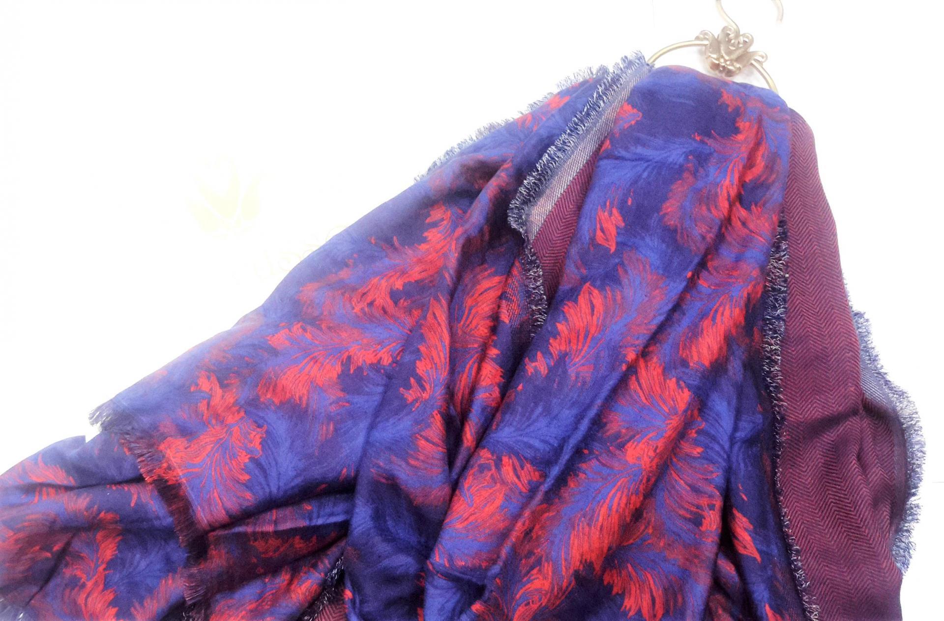 Etole petrusse panache bleu