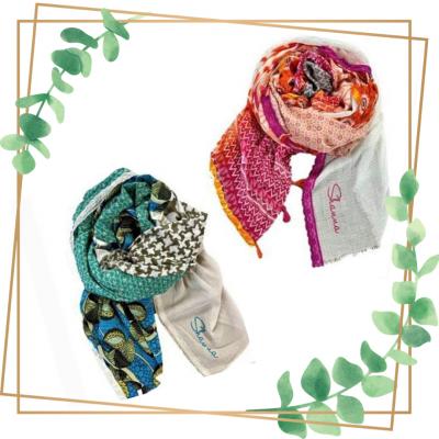 Etoles foulard shanna chez cornaline
