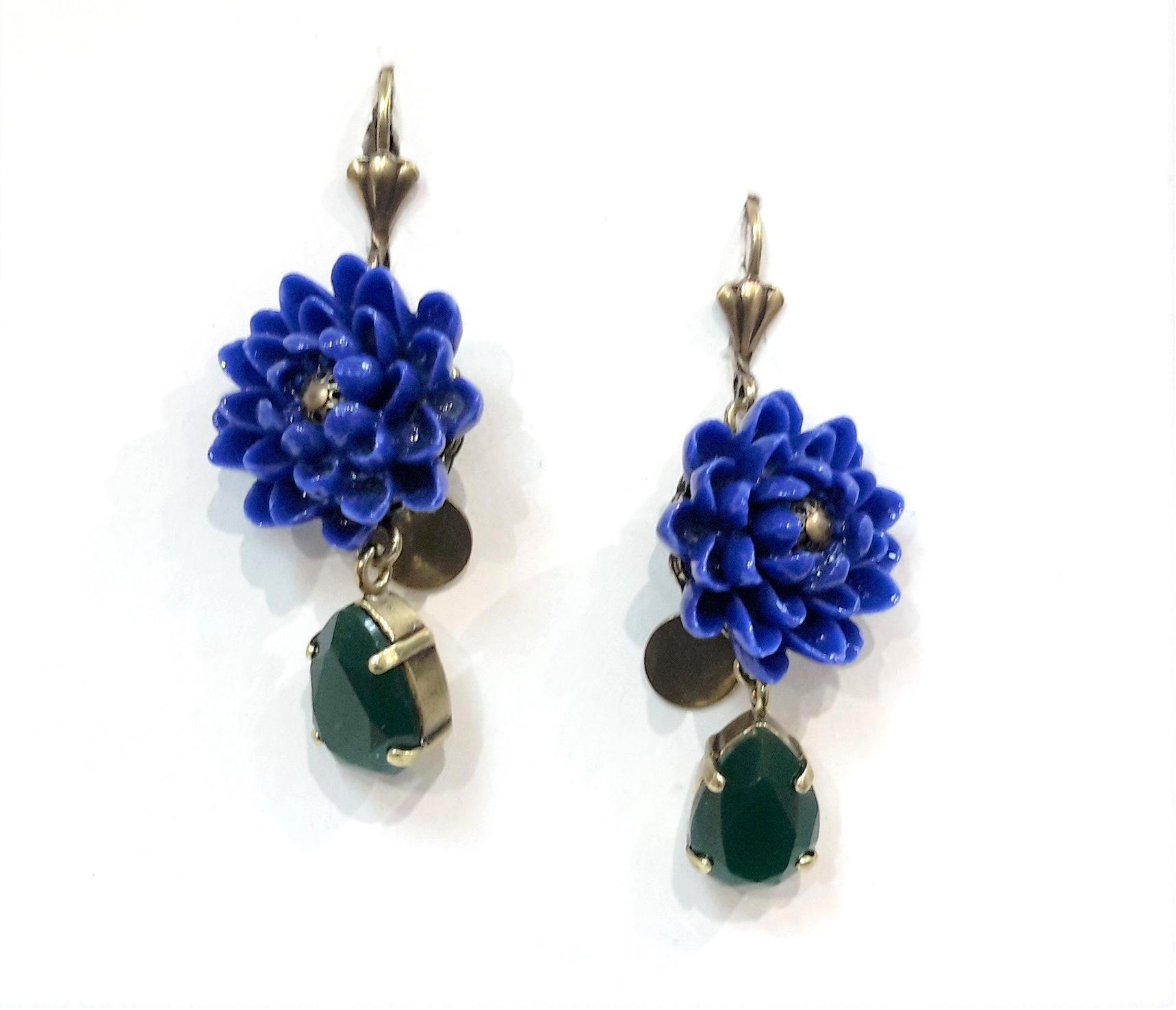 Julie sion waterlily bleu