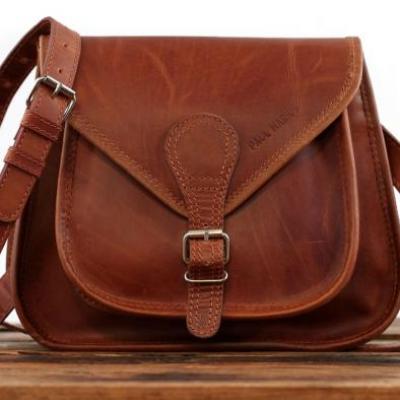 La besace naturel sac cuir besace sacoche bandouliere vintage paul marius 1