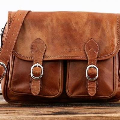 Le rouen naturel sac bandouliere femme sac a main cuir fourre tout vintage paul marius 1