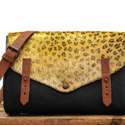 Lindispensable leopard noir dore 95