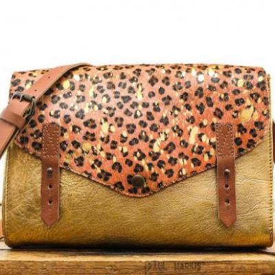 Lindispensable leopard rose dore 95