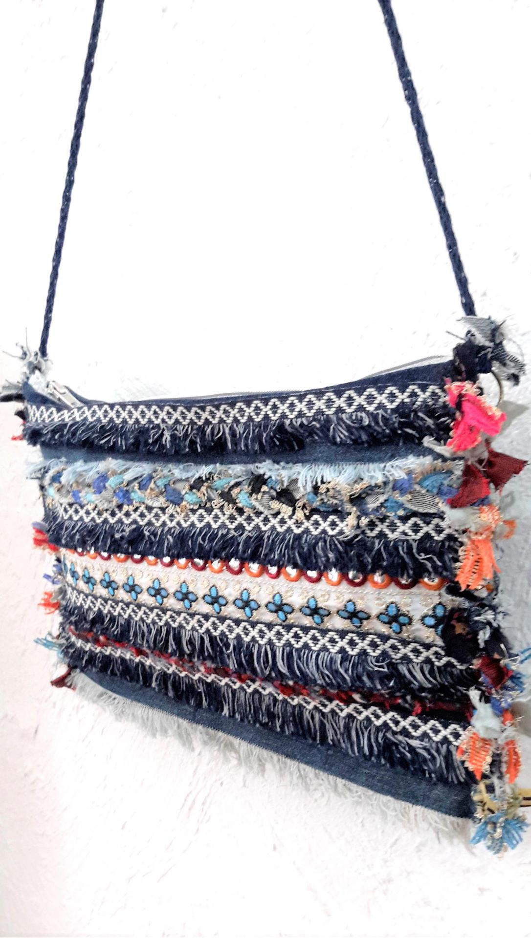 Sac jeans bandouliere 1