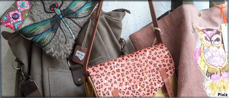 Découvrez des créateurs de sacs originaux
