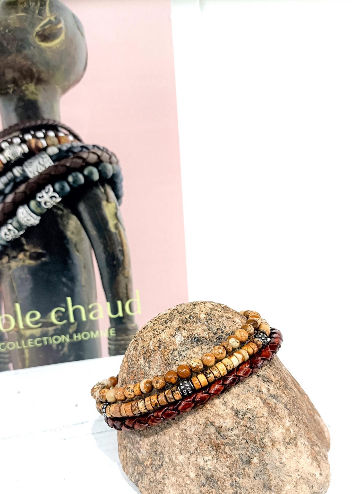 Sbc1 bracelet homme