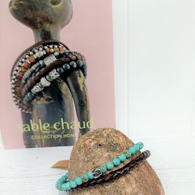 Sbc2 bracelet homme