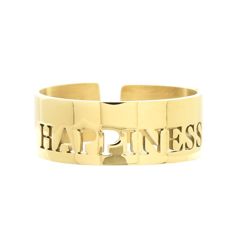 Zag bijoux bague happiness